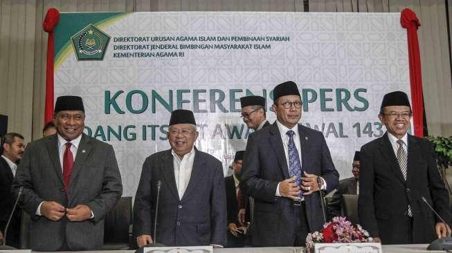 Muhammadiyah Awal Puasa 17 Mei, Kemenag Sidang Isbat Hari Ini