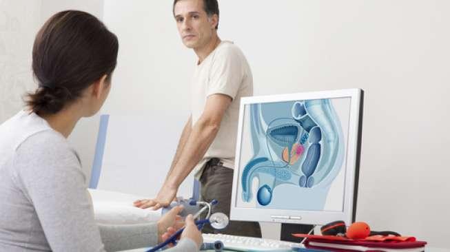 Waduh, Gangguan Kesuburan Bisa Bikin Lelaki Kena Kanker Prostat?