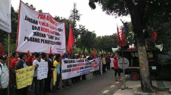 Aksi Mogok Sopir Bus Damri, Layanan Rute Bandara Soekarno-Hatta Terganggu