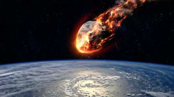 Bola Api Terbelah di Langit Inggris Ternyata Meteor