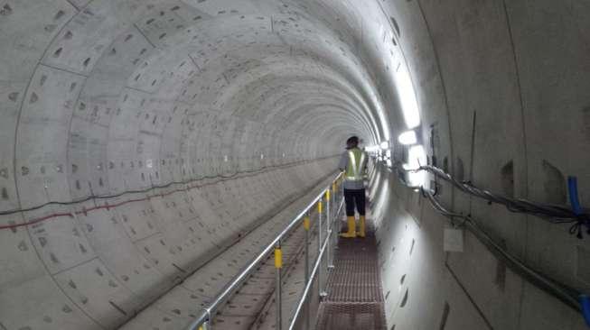 Konstruksi Terowongan Dinilai Lebih Aman daripada Jalan Layang