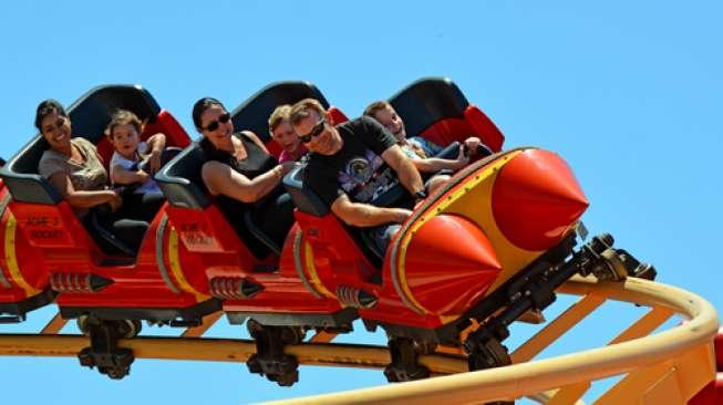 Naik Roller Coaster Bisa Atasi Batu Ginjal? Ini Kata Peneliti