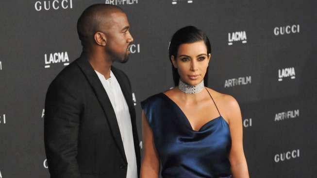 Ingin Tambah Momongan, Kim Kardashian Sewa Rahim Pengganti