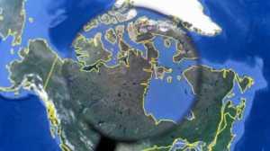 10 Penampakan Aneh di Google Earth Bikin Gempar
