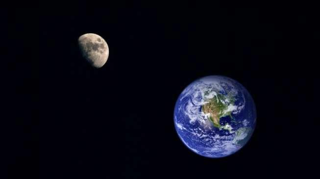 Ini yang Akan Terjadi jika Bumi Tidak Memiliki Bulan