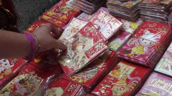 Tak Lagi Pakai Amplop Merah, China Bagi Angpao Via WeChat