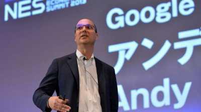 Karyawan Kesel, Google Dituduh Tutupi Kasus Andy Rubin
