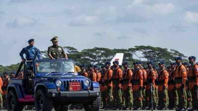 TNI Sebar Setiap Matra Hingga Daerah Perbatasan
