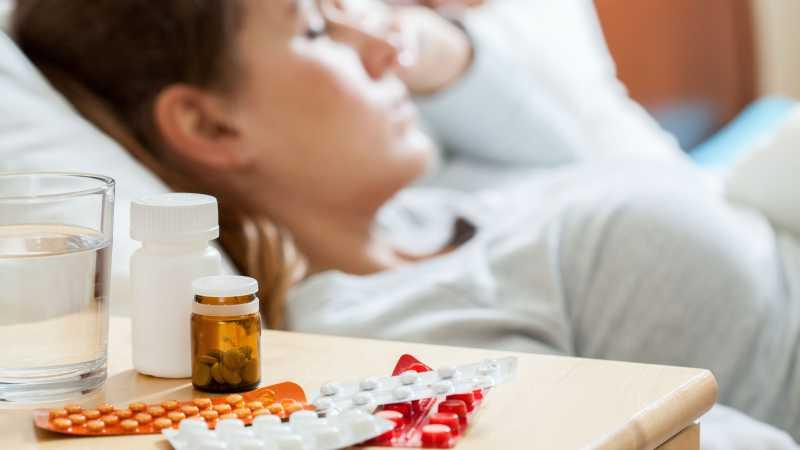 Alasan Kenapa Obat Flu Selalu Bikin Ngantuk