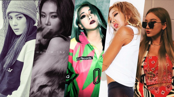 5 Rapper Wanita Korea Selatan Paling Karismatik