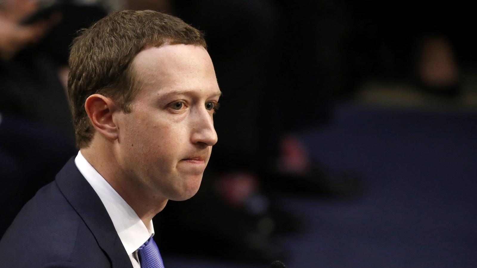 Investor Facebook Mau Tendang Mark Zuckerberg dari Posisi Chairman
