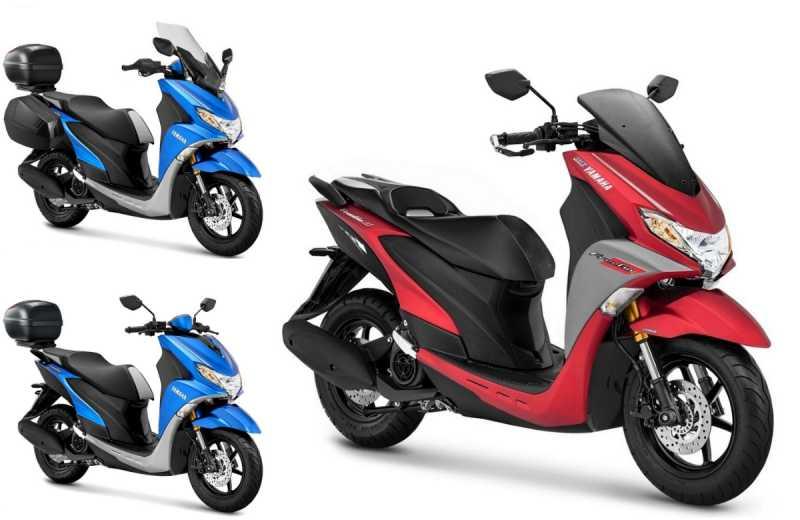 Inspirasi Modifikasi Yamaha FreeGo