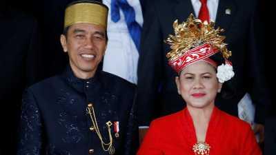 Selamat Ulang Tahun Ibu Iriana Widodo