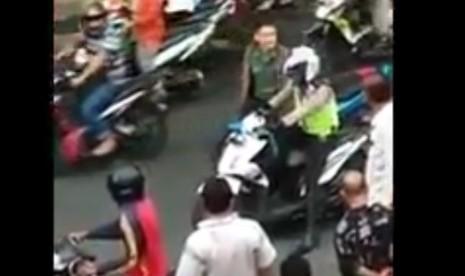 TNI Minta Maaf Amuk Prajurit Pukul Polisi