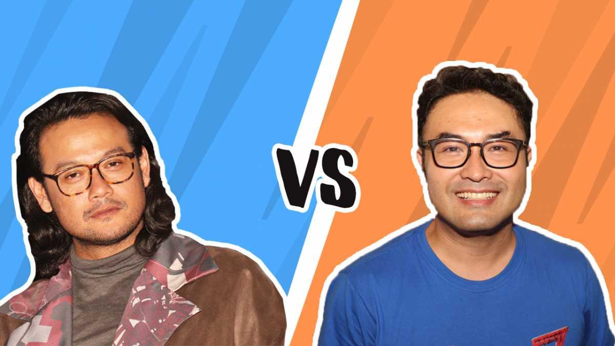 Dwi Sasono vs Surya Saputra, Siapa Aktor Favoritmu?