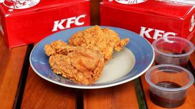 KFC Jepang Luncurkan Garam Mandi Beraroma Ayam Goreng