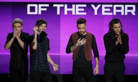 One Direction akan Reuni untuk Korban Kebakaran Greenfell