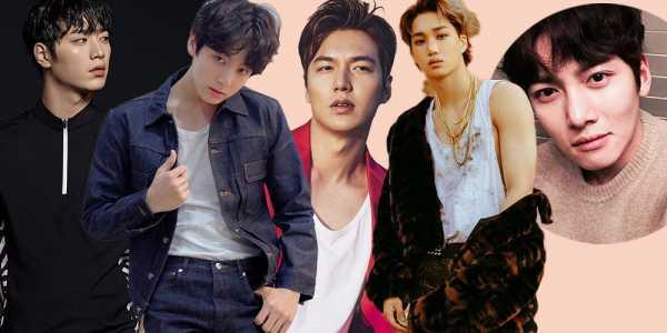 Wow! Ini Dia 10 Pria Terseksi di Korea Tahun 2018
