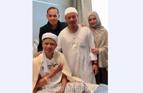 Ramai Dikabarkan Meninggal, Dokter Ustadz Arifin Ilham Ungkap Ini