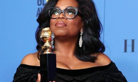 Oprah Winfrey Sebut Film Black Panther Fenomenal