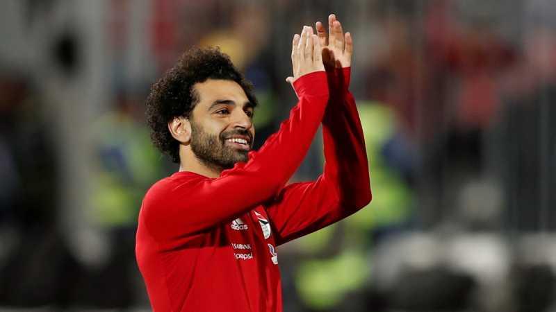 Mohamed Salah Terpilih Jadi Pemain Terbaik Afrika 2018