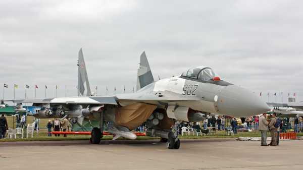 RI dan Rusia Sudah Teken Kontrak Barter 11 Sukhoi dengan Komoditas