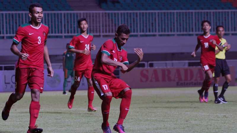 Timnas U-19 Hantam Filipina 9-0
