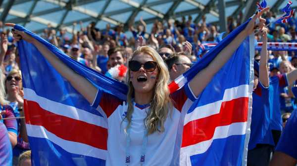 Piala Dunia Rusia Jadi Ajang Cari Jodoh