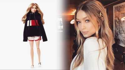 Resmi Dijual Online, Boneka Barbie Gigi Hadid Dijual Rp 700 ribuan