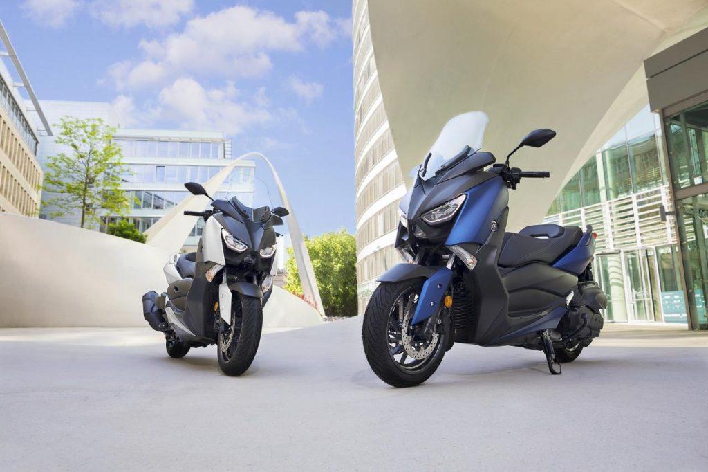 Yamaha XMax 400 Meluncur: Berikut Fitur yang Ditawarkan