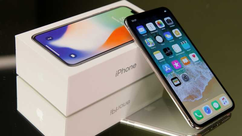 iPhone X Punya Dua Baterai Berbentuk L