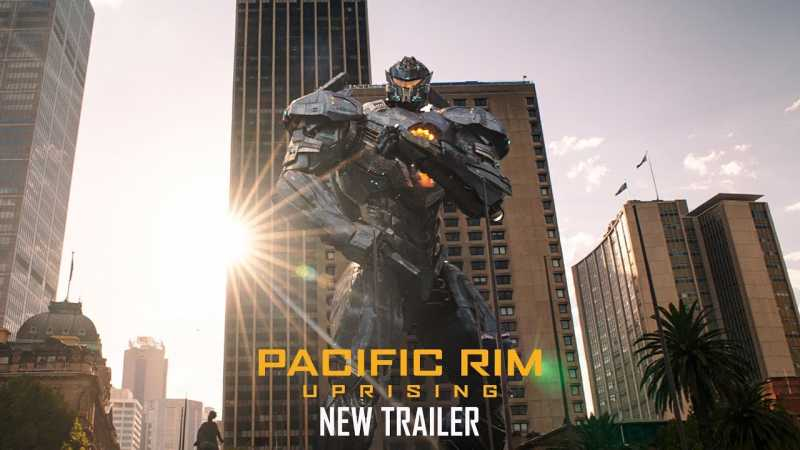 Geser Black Panther, Pacific Rim: Uprising Puncaki Box Office