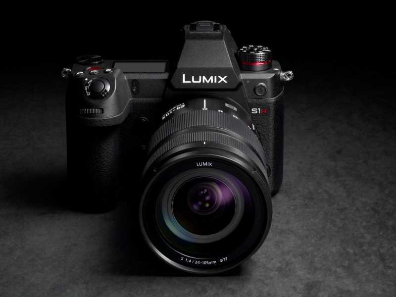 Panasonic Umumkan Lumix DC-S1H, Mirrorless Full Frame dengan Kemampuan Rekam Video 6K