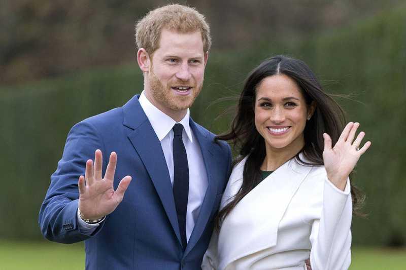 2 Mantan Pacar Pangeran Harry Hadiri Pernikahannya dengan Meghan Markle