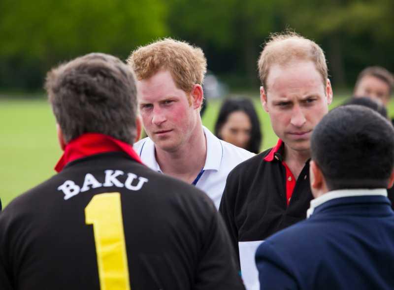 Ini Penyebab Memburuknya Hubungan Pangeran William dengan Harry - Meghan Markle