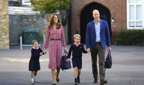 Kate Middleton Dikabarkan Hamil Anak Keempat