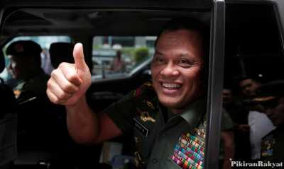 Amerika Serikat Cabut Larangan Kunjungan Panglima TNI