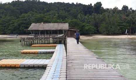 Sriwijaya Air Group Eksis Jelajahi Raja Ampat