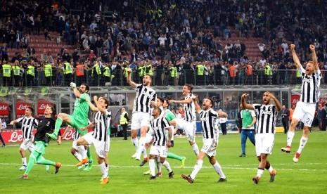 Juventus Juara Serie A Hari Ini Andai...