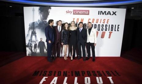 Aksi Laga Mission: Impossible–Fallout Menurut Para Aktor