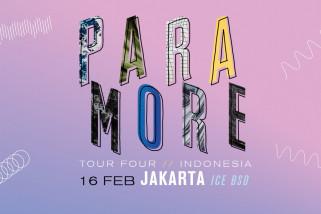 Kronologi penundaan konser Paramore di Indonesia