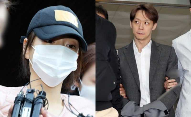 Berubah Sikap, Hwang Hana Bantah Pernah Gunakan Narkoba Bersama Park Yoochun