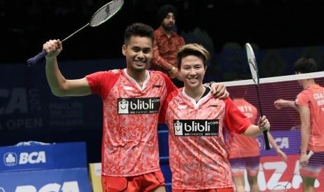 Puncak Indonesia Open, Juara Olimpiade vs Peringkat 1 Dunia