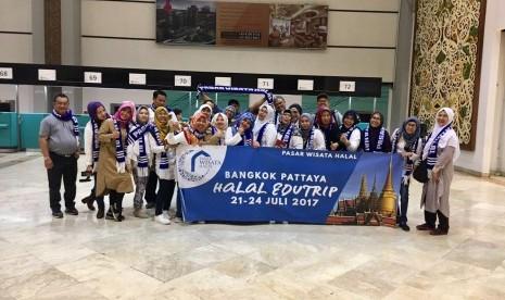 Al Meroz, Resto dan Hotel HalalRepresentatif di Bangkok