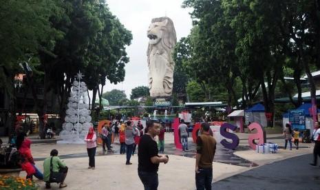 Singapura Akan Hilangkan Patung Merlion pada Oktober