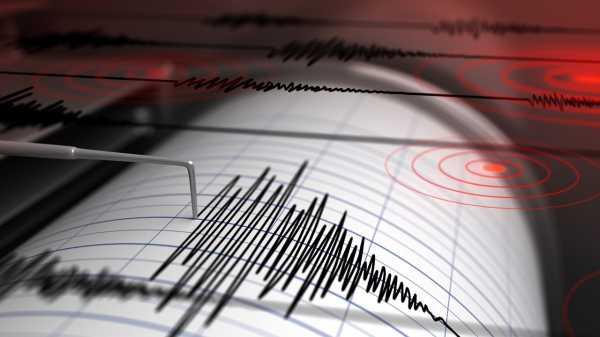 Gempa 5,4 M Guncang Bengkulu