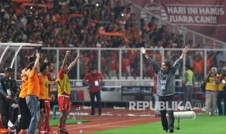 Ini Strategi Jitu Pelatih Persija di Final Piala Presiden