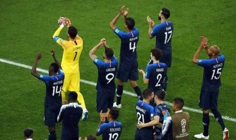 Pogba Ingatkan Prancis tak Ulang Kesalahan Final Euro 2016