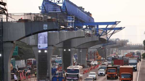 Proyek di Tol Jakarta-Cikampek Akan Dihentikan Sementara, Efektif?
