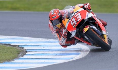 Marquez Juara MotoGP Australia